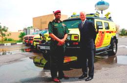 Hummer Dubai