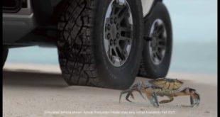 Hummer EV Crab Mode